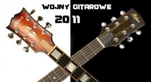 Konkurs Wojny Gitarowe 2011