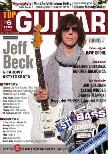 magazyn gitarzystów topguitar