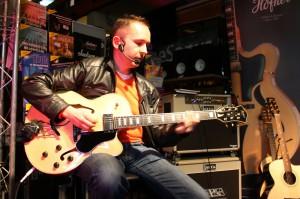 Warsztaty gitarowe Krzysztof Blas