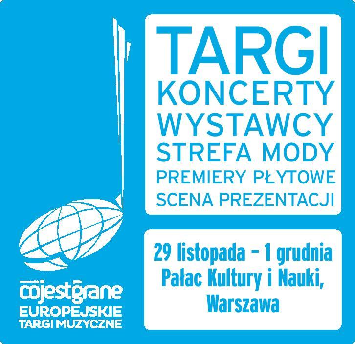 CO JEST GRANE – Europejskie Targi Muzyczne już za 2 dni!