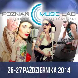 Targi muzyczne MUSIC LAB już w październiku (Poznań)