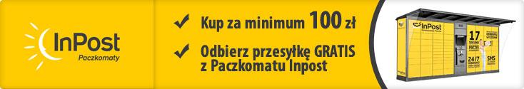Darmowe paczkomaty w Muzyczny.pl