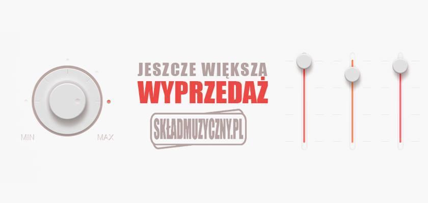 Wyprzedaże w SkladMuzyczny.pl (ponad 100 produktów, oferta limitowana)