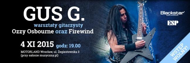 [wrocław] Warsztay gitarowe w Muzyczny.pl