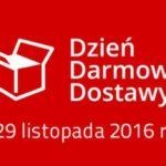 29 listopada – Dzień Darmowej Dostawy w sklepie muzycznym Muzyczny.pl