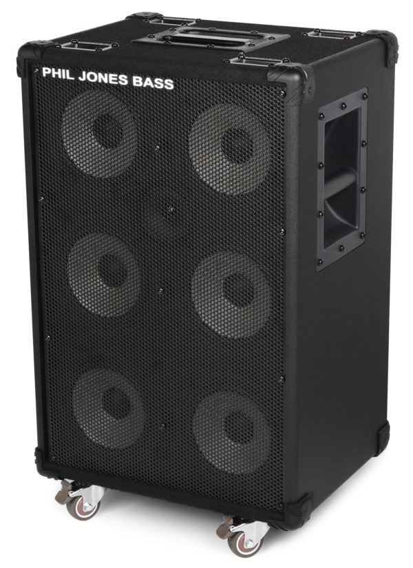 Phil Jones Bass CAB-67 – Kolumna Basowa